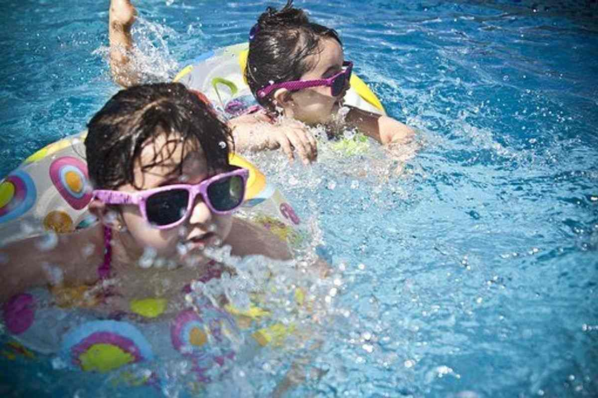 What to expect in Swimming Poolfolie