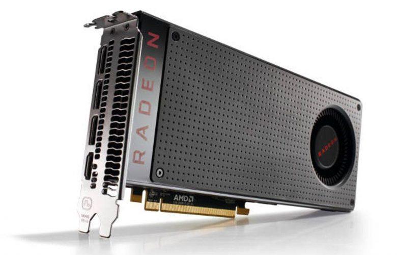 Radeon Pro Vega 48