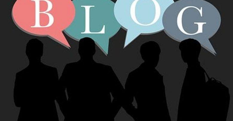 How to make a news blog