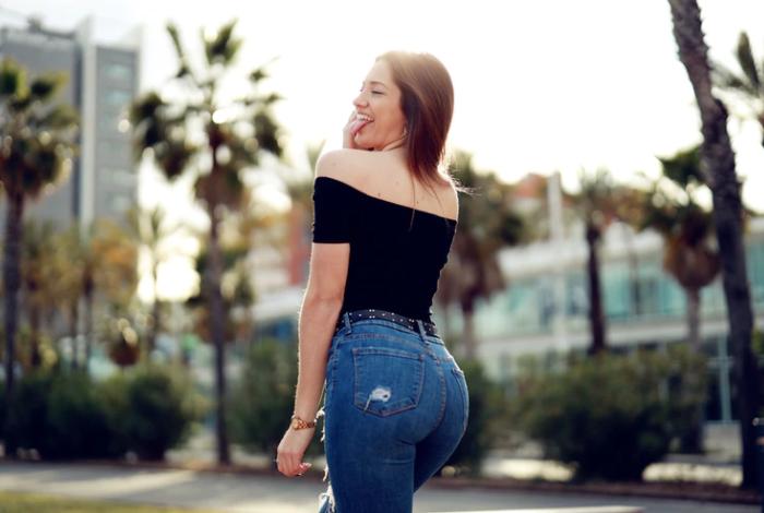 Fashion Nova Jeans Size 7 Review