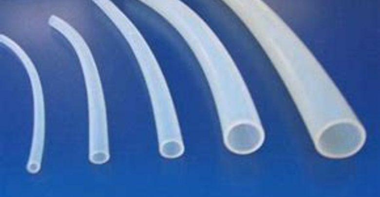 Heat resistant tube