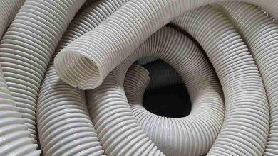 PVC Duct Hose Ống hút bụi gân nhựa